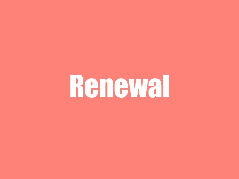 Business Partner Membership Renewal