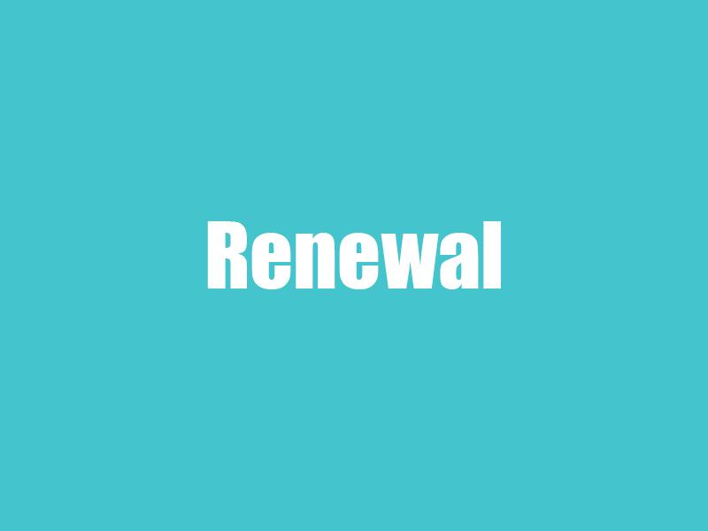 Professional Membership Renewal