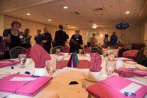 Volunteers keep chapter meetings exciting