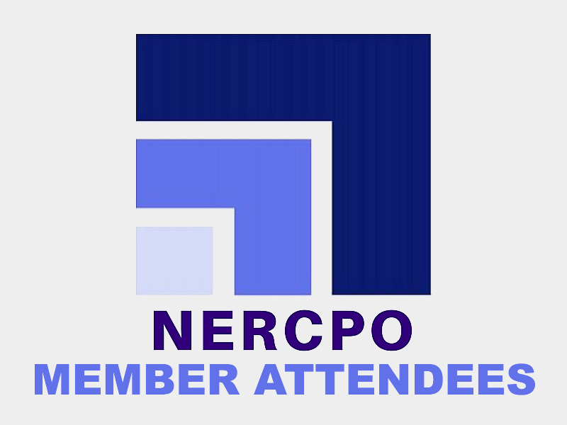 1.  NAPO Member Attendee