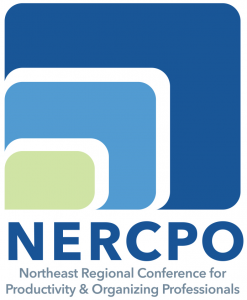Northeast Regional Conference for Productivity and Professional Organizers logo